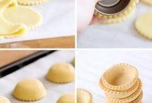 massas para tortinhas