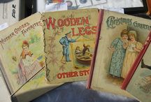 Old Books / by Connie Perrigo