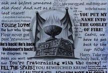 HP Harry Potter fanart