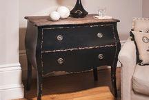 Wooden Chest Drawer