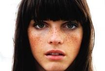 \\ freckles / by Brandy Dawson