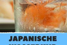 Japanische wasserkur