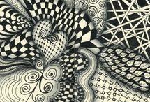 Doodles / Zentangles