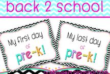 Back 2 School / This board is dedicated to all your back to school needs! Calendars, labels, postcards, welcome to signs...etc.