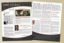Staff newsletters