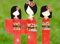 Japanese Crafts / by Wendy~Meyoursus