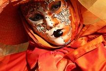 masks / by Monique Williams