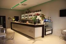 Caffetteria Il BuonGustaio - Trani / Arredamento del bar realizzato da Zingrillo.com