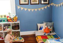 Montessori room design alternatives