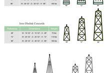 obelisk/pergola/trejaz