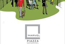 Marvel Piazza, Viman Nagar, Pune