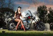 Photo - posing (Motorcycle)