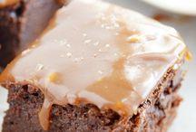 Brownies / Salted caramel
