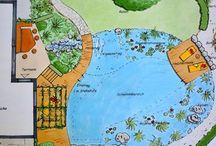 Garten Schwimmteich