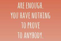 YOU ALONE ...