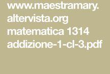 Terza elementare/Matematica