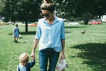 Young Mom Style