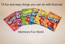 kool-aid stuff
