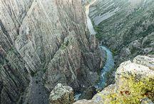 Black Canyon / Western Colorado scenics