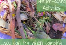 Outdoor adventures / by Montessori Nature