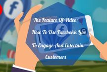 Facebook Live Tips / How to use Facebook live to engage customers and generate new leads. https://itsareview.com/feature-video-use-facebook-live-engage-entertain-customers/