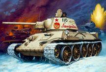 War paintings
