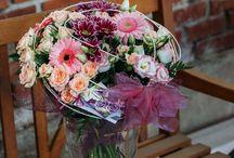 Bukiety / Bukiety wykonane w naszych kwiaciarniach. Teraz możecie zamówić ja online!