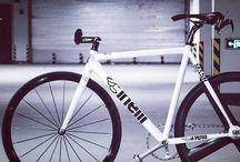 Fixies Bikes.