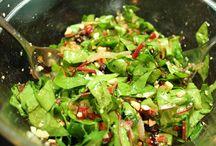 Salads / by Dyanna Lee