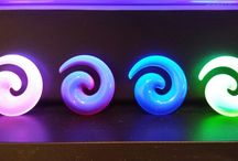 Spirals / Our collection of spiral stretchers