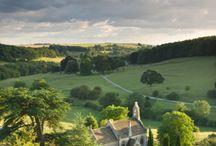 Countryside chapel