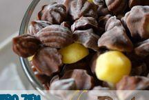 frozen treats / by Manda Blogs About...