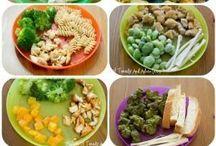 Meals 4 kids / Comida para los enanos