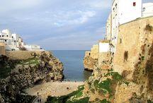 Excursions in Puglia... / Excursions all around Puglia...