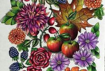Blomster Mandala-Maria Trolle