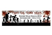 Zombie Halloween  / by Mel Dooley Shierts