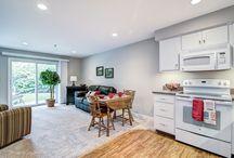 Apartments at Souderton Mennonite Homes / Residential Living apartment accommodations at Souderton Mennonite Homes.