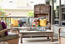 Deck & Patio / by Abbey Bonham