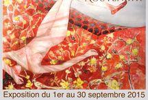 Les dormeuses du Val / Du 1er au 30 septembre 2015