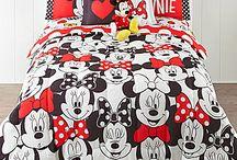 Minnie Who Bedding
