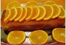 κεικ πορτοκαλιου νηστισιμο