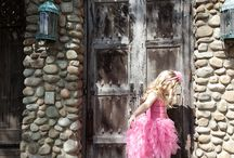 Hollywood Cowgirl Riders® Photo Shoot ~ Eden 2014 / CicciaBella Cowgirl Riders, Eden Wood, Ashley Kelly Photography, Ooh La La Couture Dress