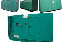 Acoustic Enclosures / We also offer to our national and international clients a range of Acoustic Enclosures (canopy) for all rating generator sets. These sets can vary from 2KVA to 50 KVA and are fabricated using quality material. Our enclosures are recognized for features like durability, precise dimensions and superior finish. These also confirm to the latest pollution norms and have hence won much acclaim with our clients