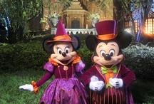 Halloween in Orlando Florida