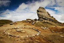 The Carpathian Mountains - Romania / Acting as ancient protectors of Romania and covering a 3rd of its surface, the Carpathians form a natural stone wall around Transylvania - the heart of the country. Embark on a Time Travel journey to unveil the hidden gems of a forgotten land! Create your tailor-made itinerary in Romania with unveilromania.com - your Travel Planner & Consultant.