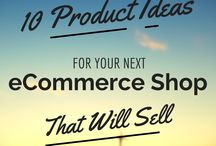 eCommerce Product Ideas / Good ideas for products to launch on your eCommerce platforms