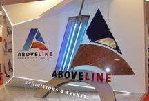 Aboveline Marketing Week Live 2015 / We launched our new logo at this year's Marketing Week Live in London.