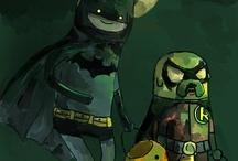 Batman: his revenge