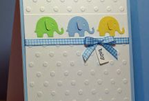 Cards : Baby / All things baby card related