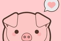 Wallpapper pigglet